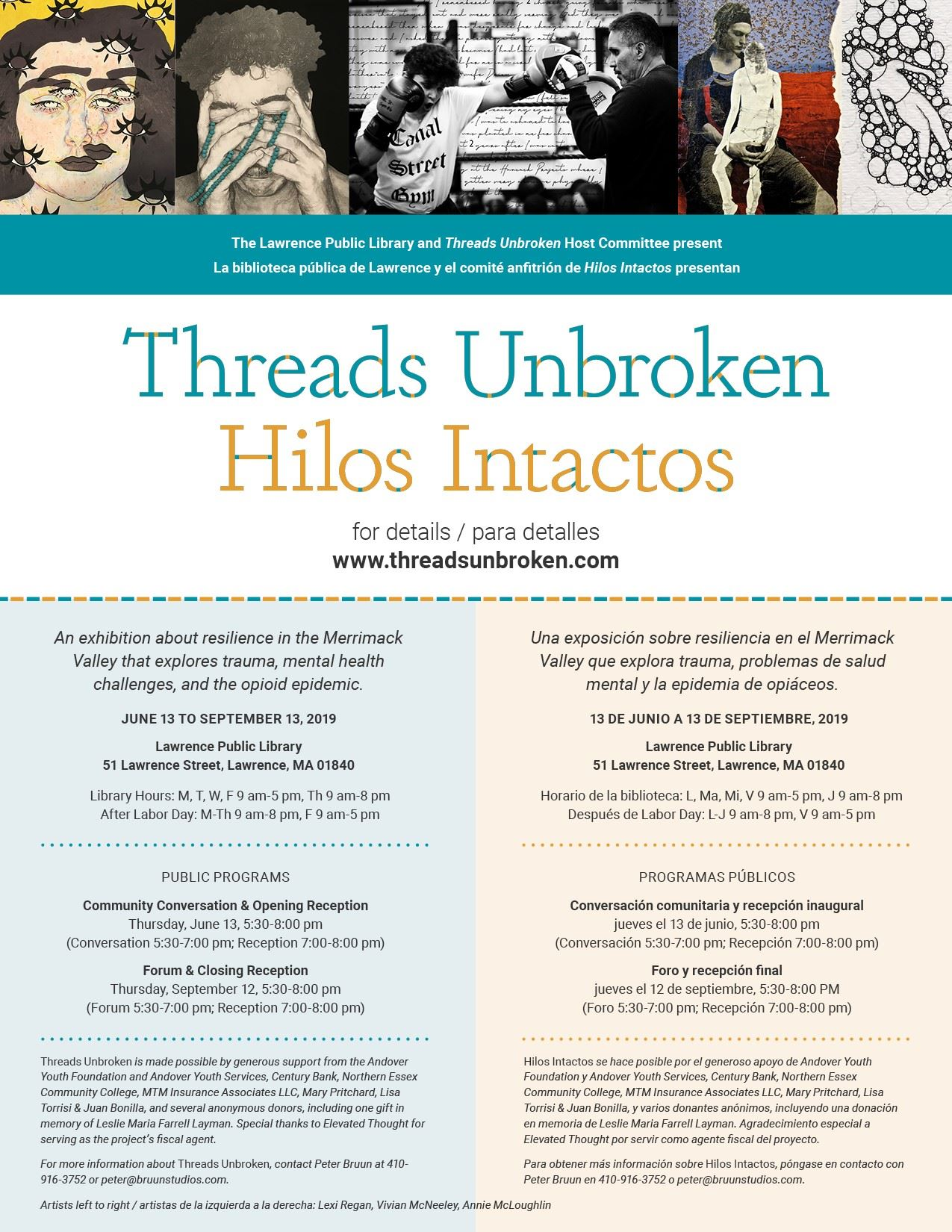 Threads Unbroken