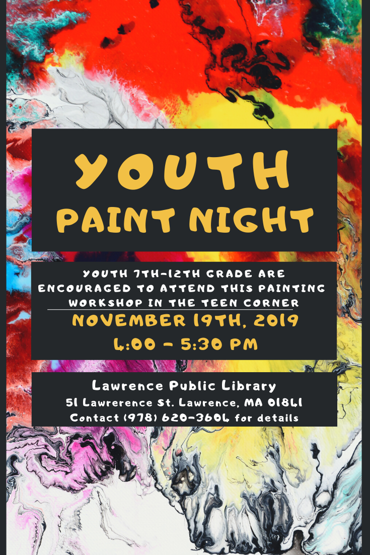 Copy of Youth Paint Night